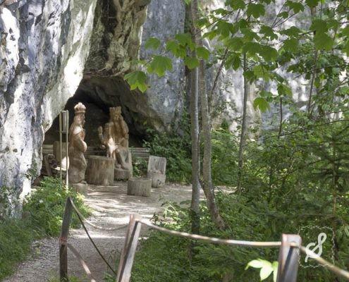 Der Sagenweg in Bad Goisern