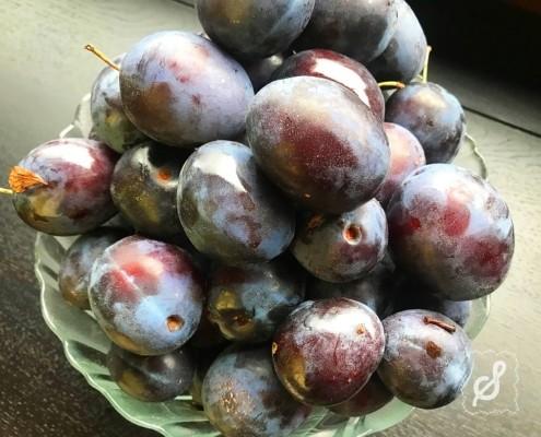 Im Herbst ein Muss am Frühstückstisch: Zwetschkenmarmelade